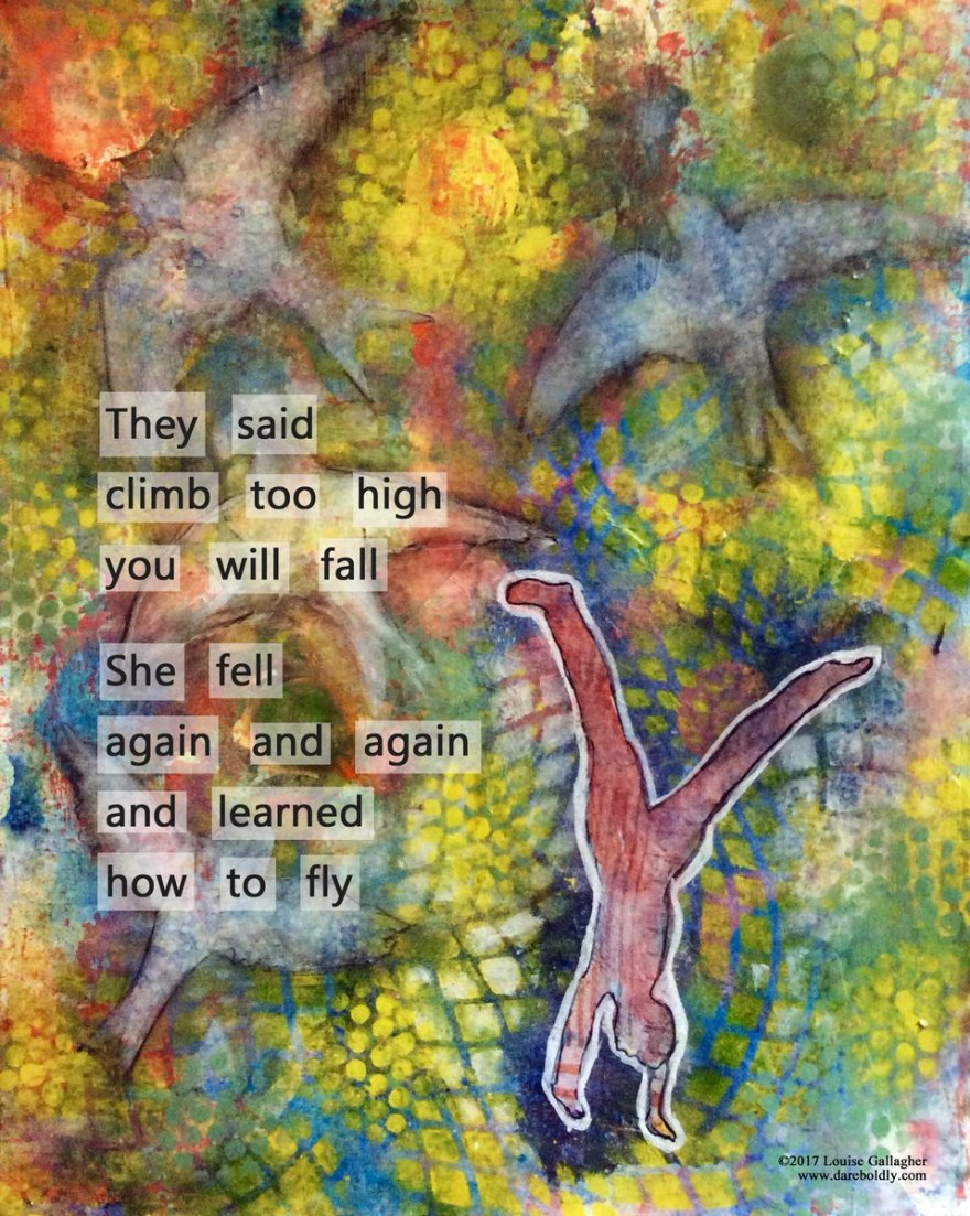 No. 13 learned to fly