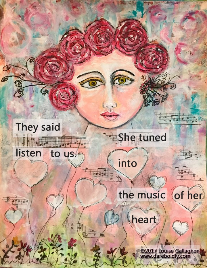 No. 4 music of her heart